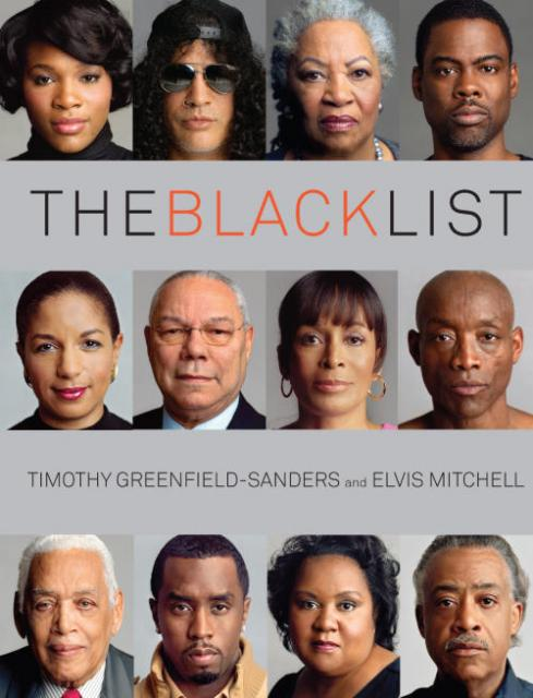 The Black List Cover