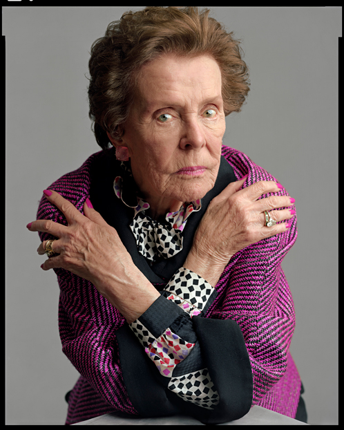 Eileen ford founder of ford model agency dies