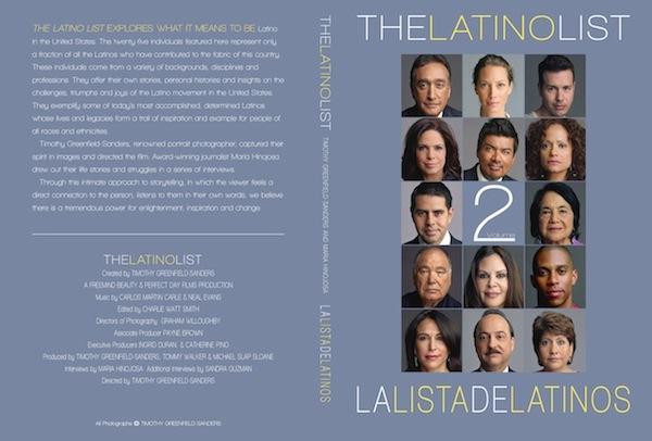 The Latino List: Volume 2 – Greenfield Sanders